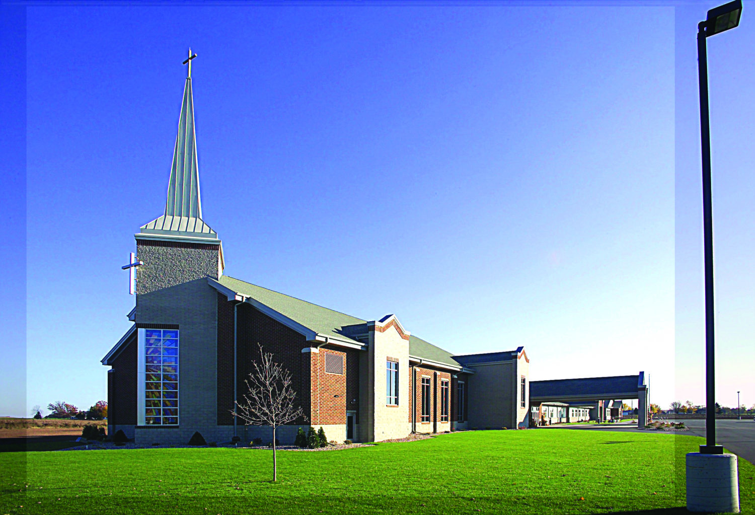 Trinity Evangelical Lutheran Church & School