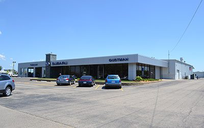 Gustman Subaru