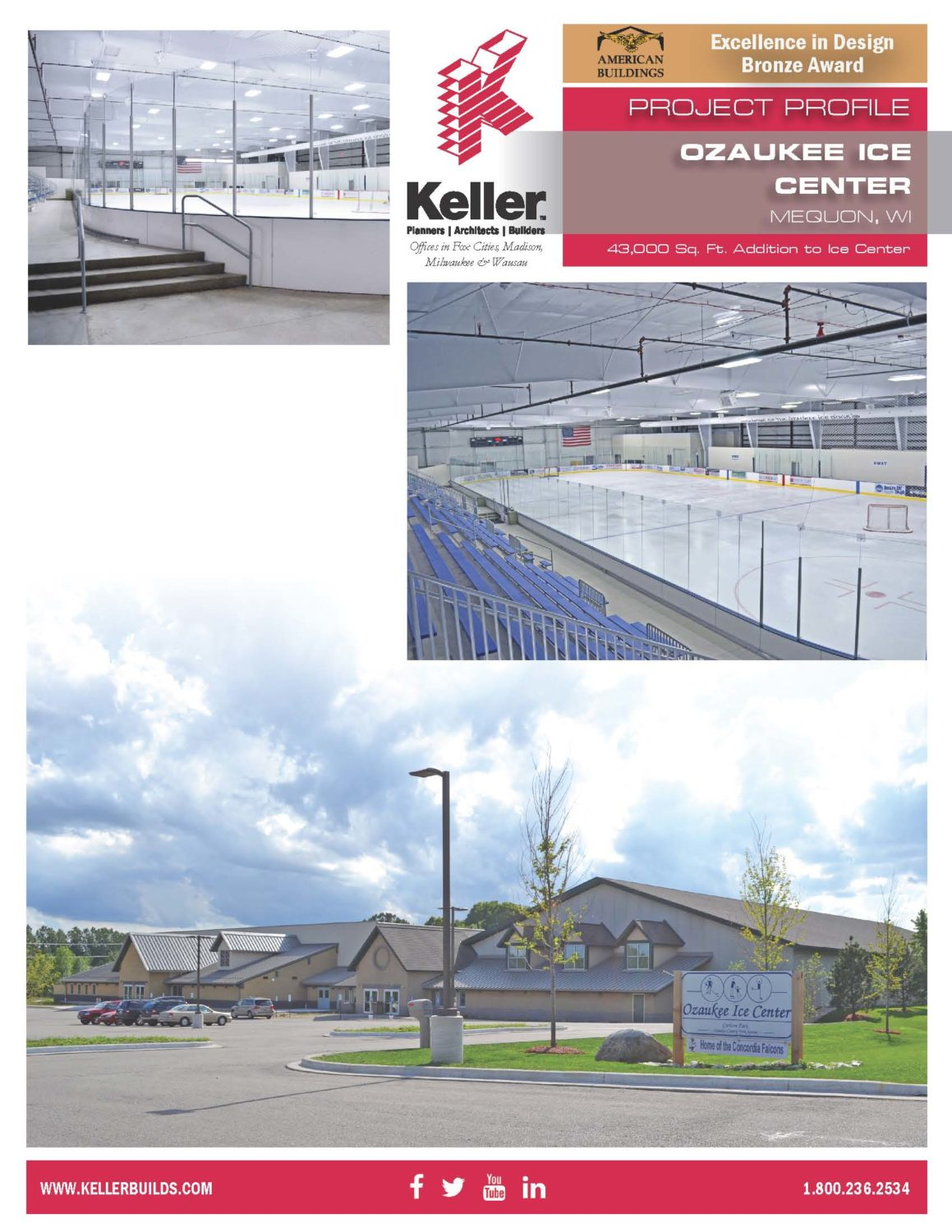 Ozaukee Ice Center