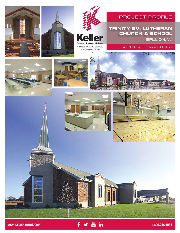 Trinity Evangelical Lutheran Church & School