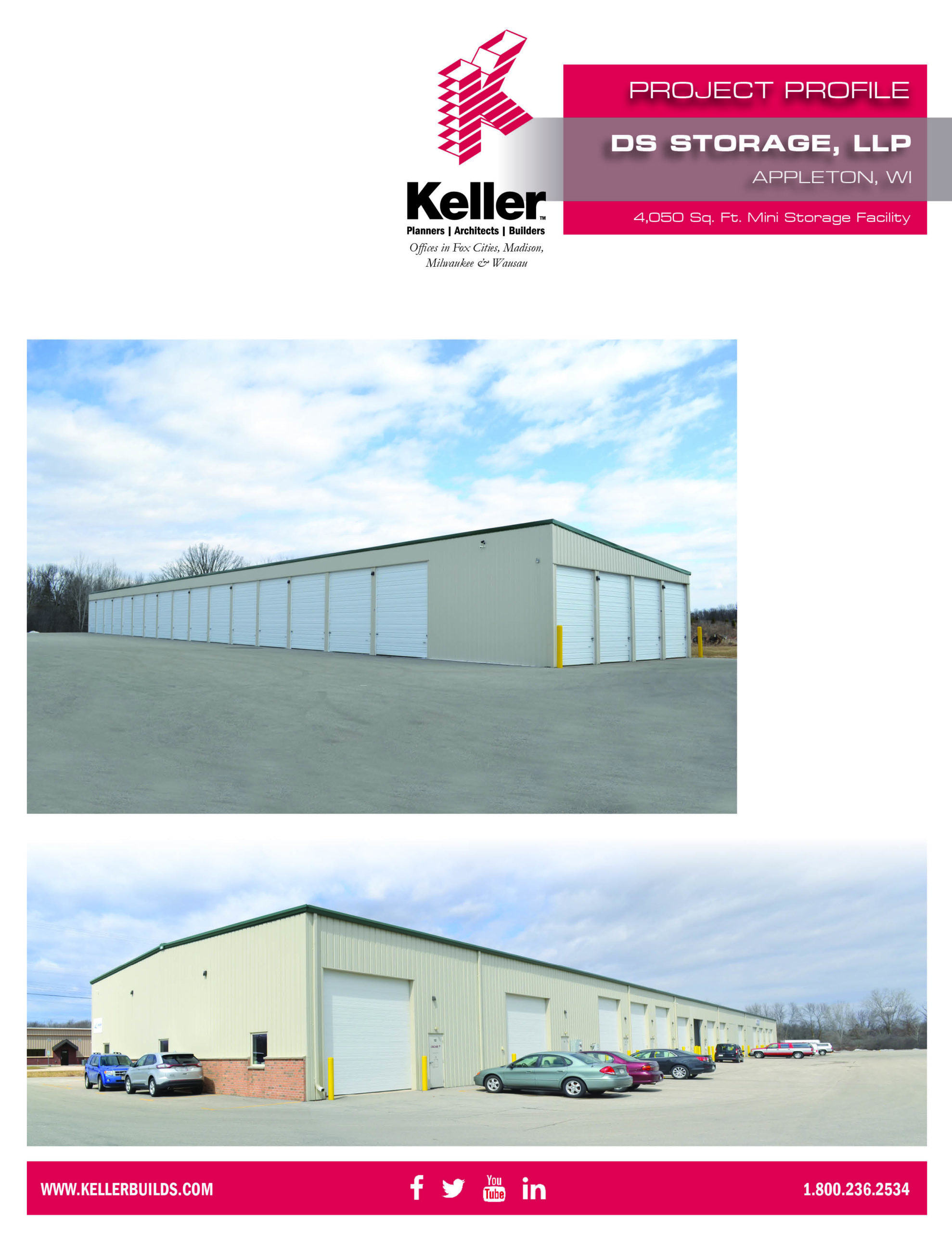 DS Storage, LLC – Appleton
