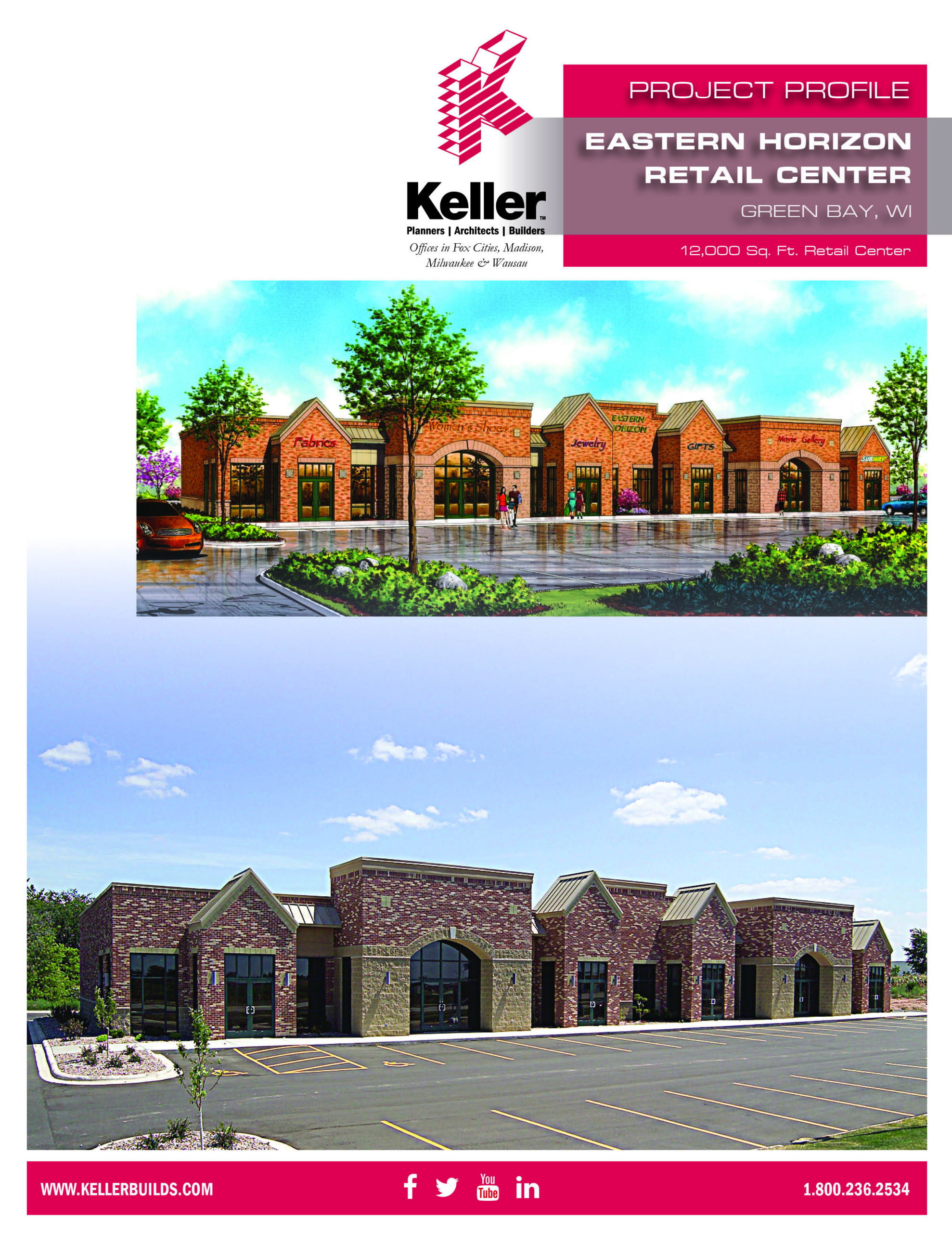 EASTERN HORIZON RETAIL CENTER