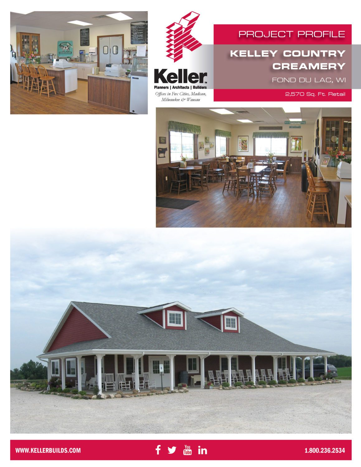 KELLEY COUNTRY CREAMERY