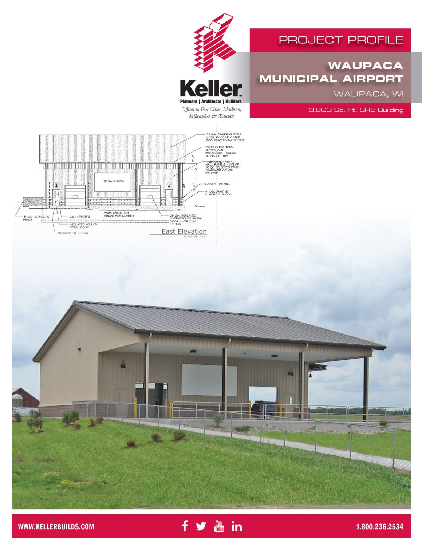 Waupaca Municipal Airport