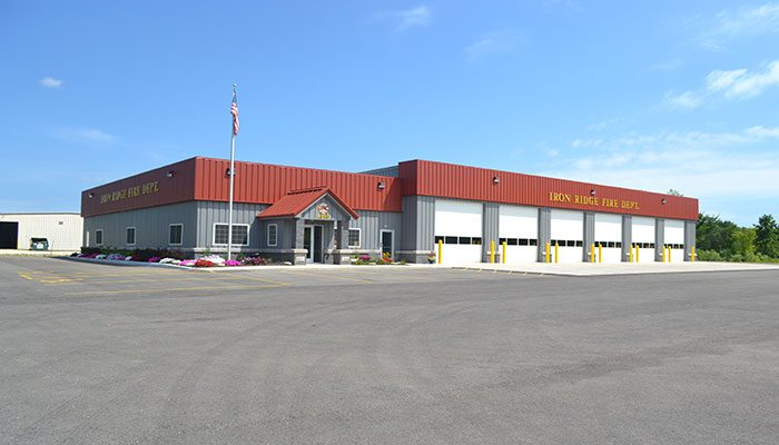 Iron Ridge Fire Department