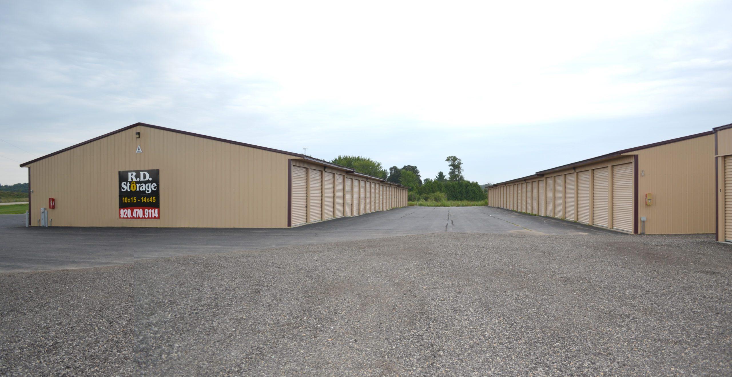 R & D Storage