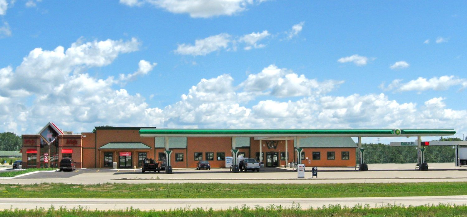 Columbus West Travel Center