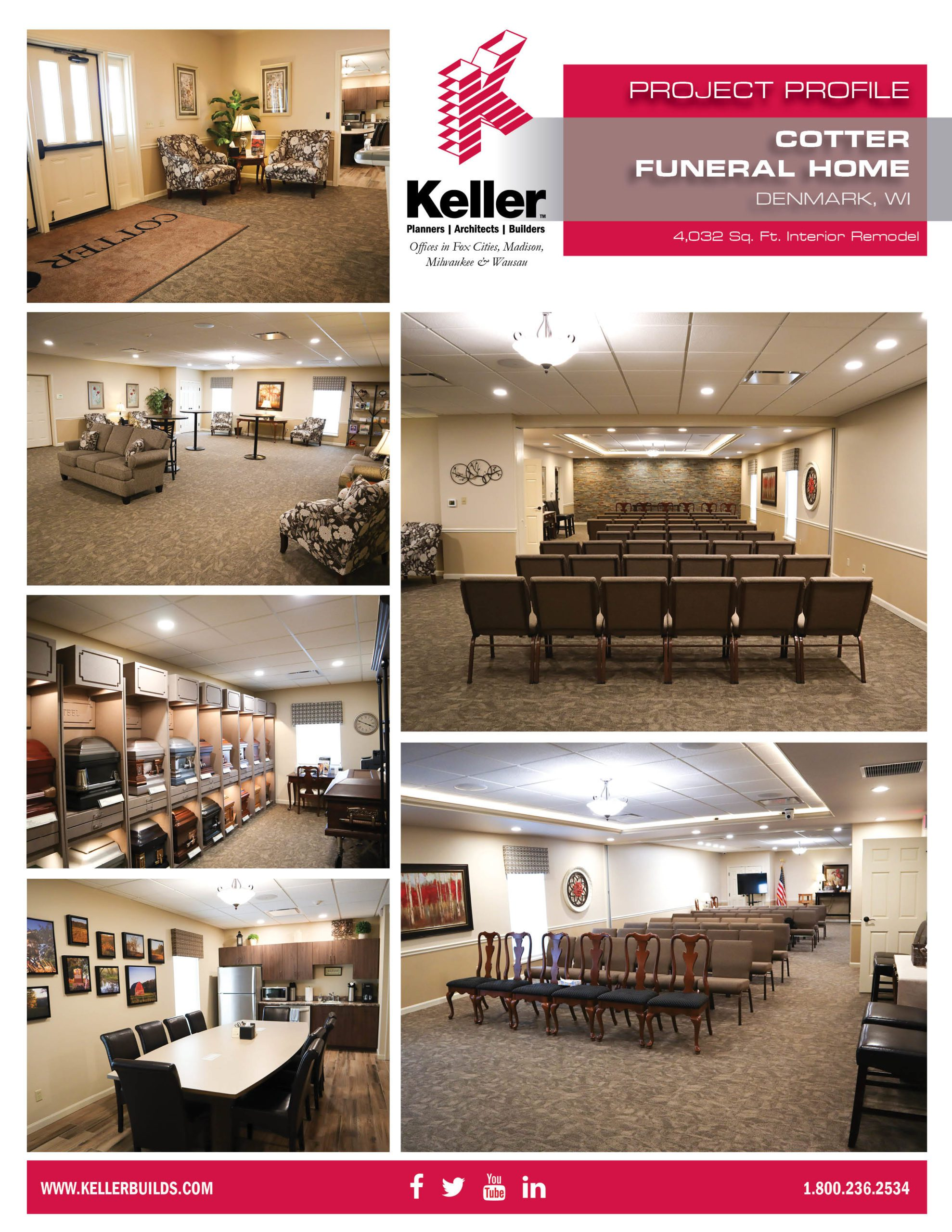 Cotter Funeral Home